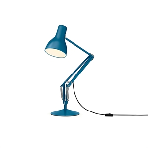 Anglepoise Type 75™ Tischleuchte Anglepoise + Margaret Howell Zwiebelblau
