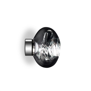 Tom Dixon Melt Surface Wand-/Deckenleuchte LED Chrom Klein