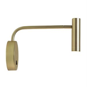 Astro Enna Wall LED Wandlampe Matt Gold