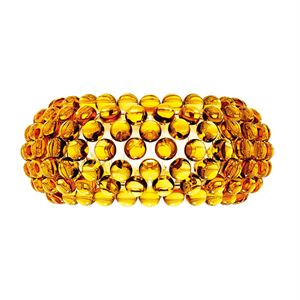 Foscarini Caboche Wandleuchte Media Gold