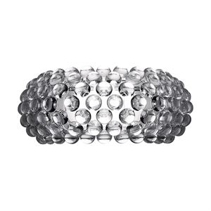 Foscarini Caboche Wandleuchte Media Transparent
