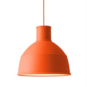 Muuto Unfold Pendelleuchte Orange